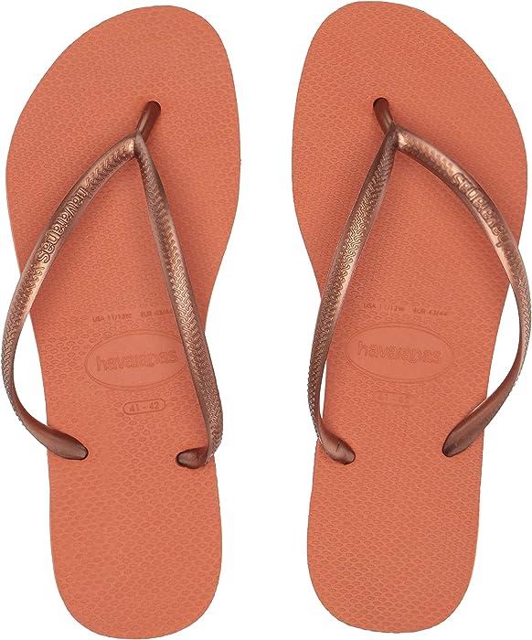 cfc75fef9b2eab Havaianas Shoes Women s Slim Flip Flop Sandal