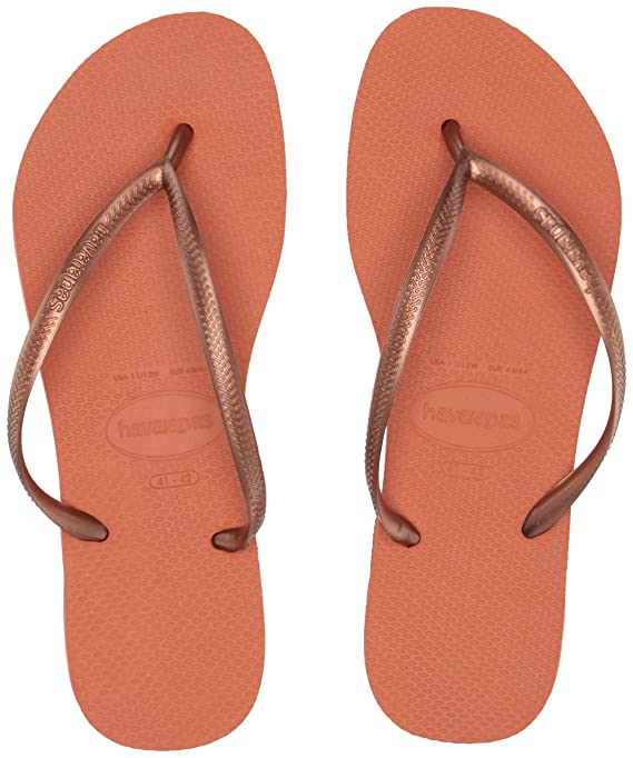 8c711876b Amazon.com  Havaianas Women s Slim Flip Flop Sandal