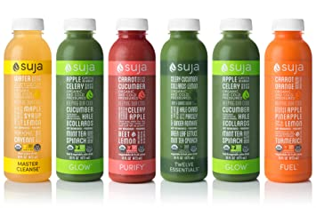 Amazon suja juice organic cold pressed 3 day fresh start 18 suja juice organic cold pressed 3 day fresh start 18 count malvernweather Images