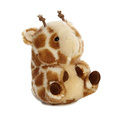 "Aurora - Rolly Pet - 5"" Giminy Giraffe: Toys & Games"