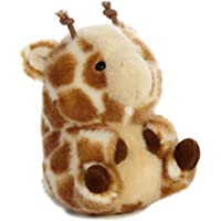 Aurora World GIMINY Giraffe 5 inches White, Tan
