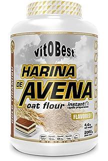 Harina de Avena Sabores Variados - Suplementos Alimentación ...