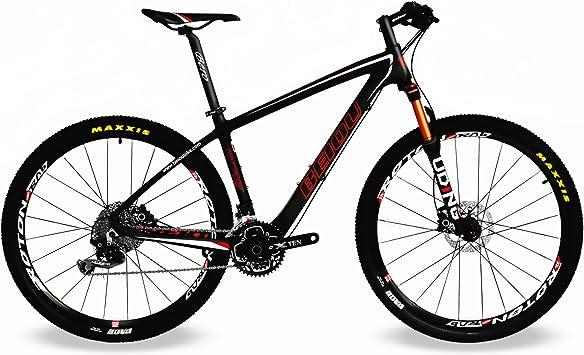 BEIOU® 650B bicicleta de montaña 27,5-pulgadas 10,7 kg marco ...