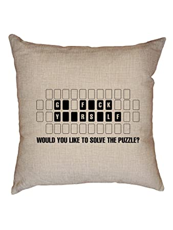 Amazon.com: Hilarious Fortune Wheel Go Fuck Yourself Graphic ...
