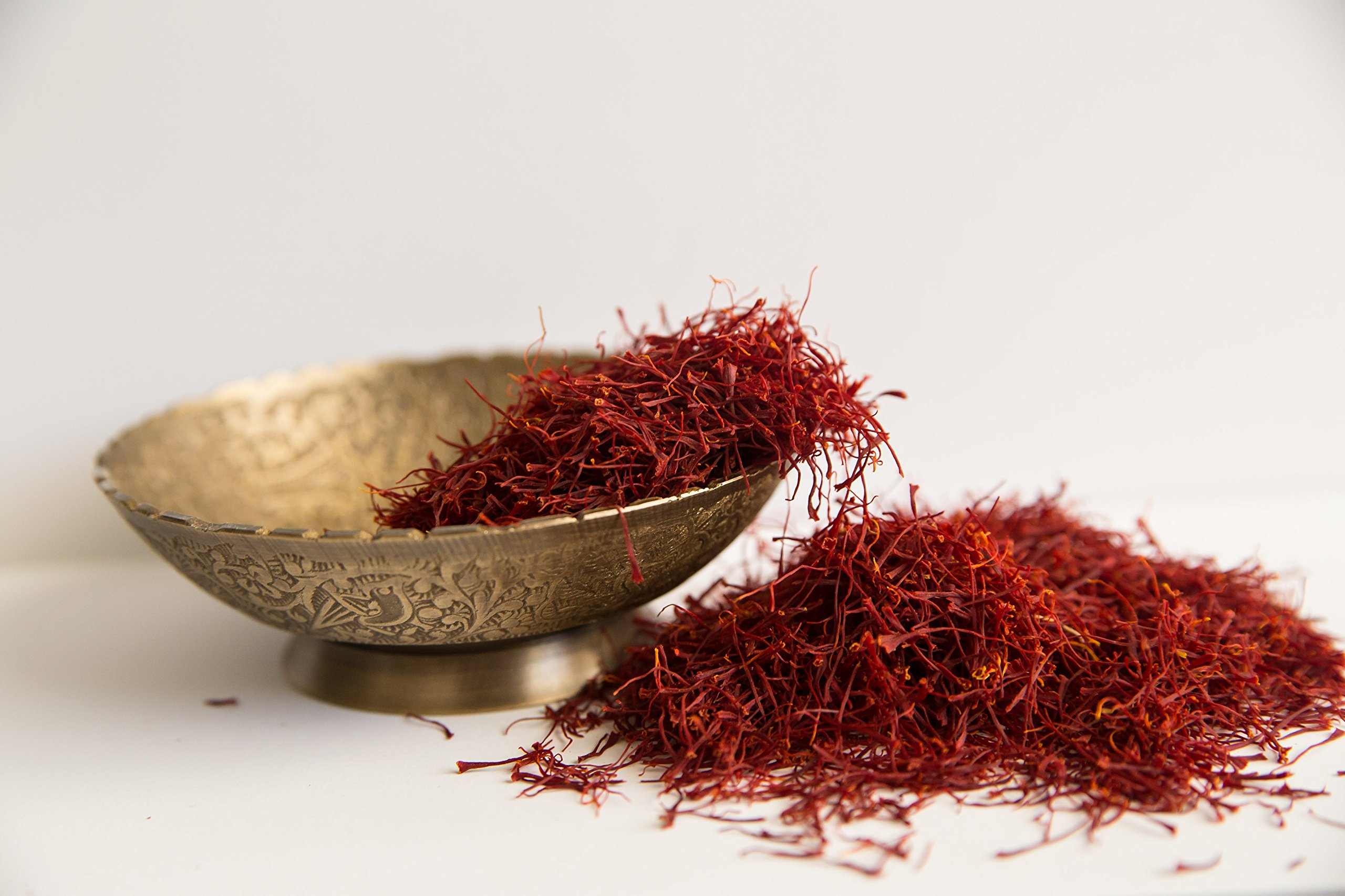 Persian Saffron Threads by Slofoodgroup Premium Quality Saffron Threads, All Red Saffron Filaments (various sizes) Grade I Saffron (1 Ounce Saffron) by SLO FOOD GROUP (Image #7)