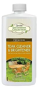 STAR BRITE - 52416 Star brite One-Step Teak Cleaner & Brightener 16 oz