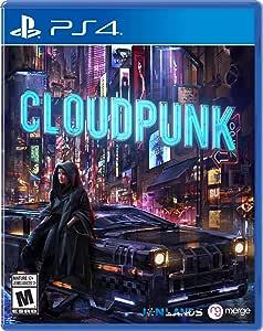 CLOUDPUNK - PlayStation 4