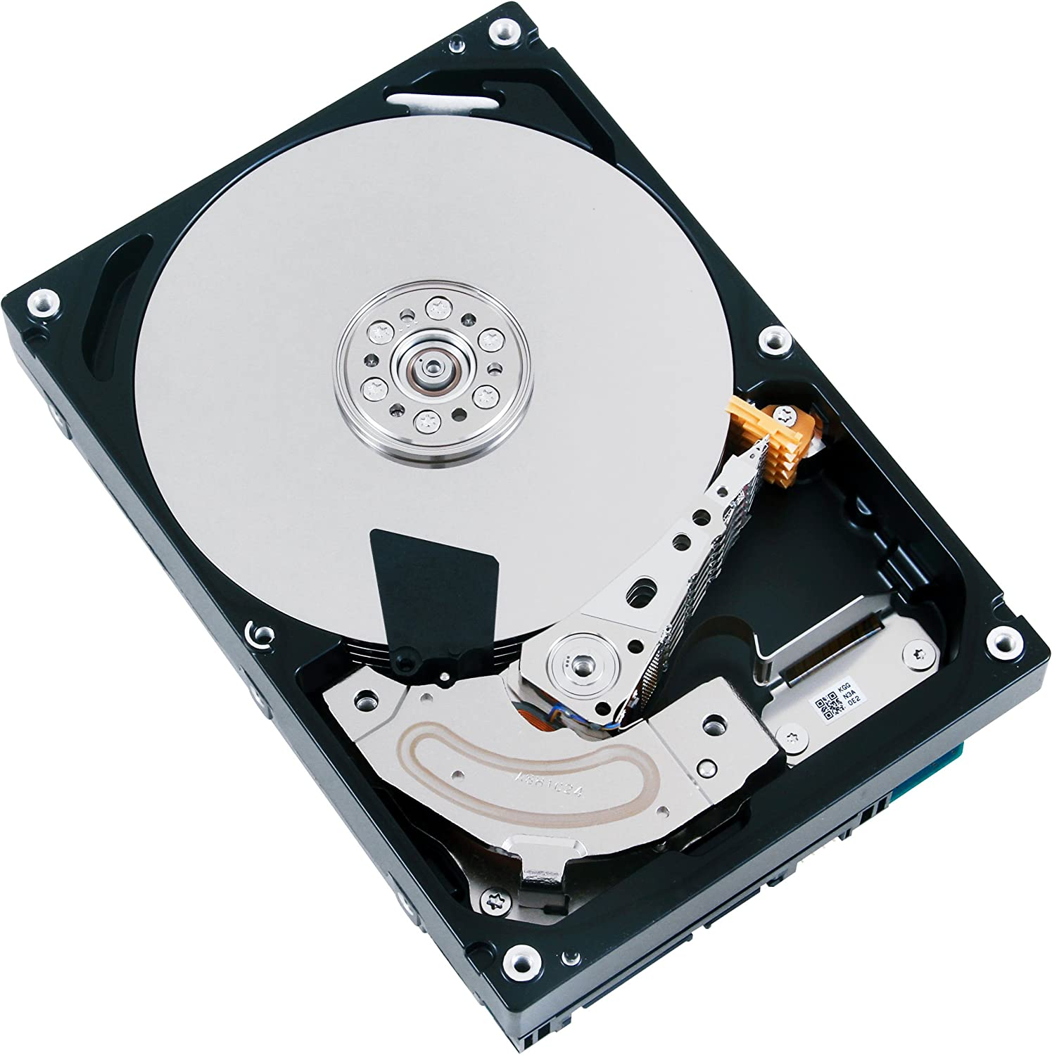 Toshiba 4TB SATA 6GB//S 7.2K RPM 3.5IN DISC PROD RPLCMNT PRT See Notes