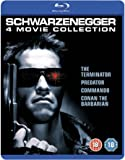 Arnold Schwarzenegger Collection [Blu-ray] [1982]