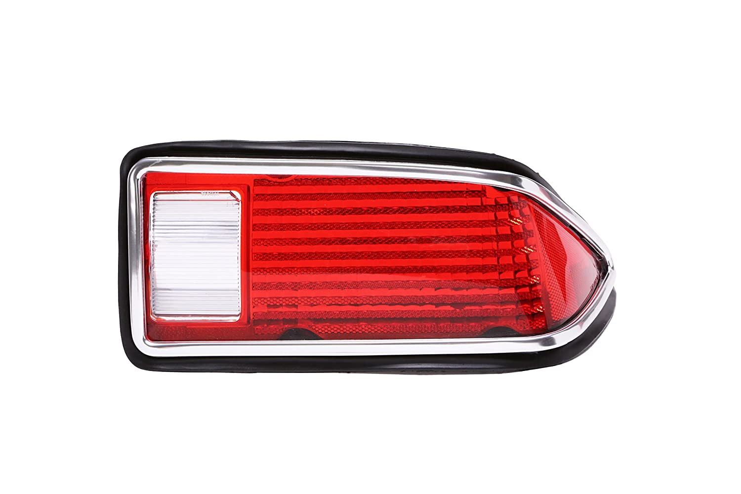 1974-1977 Camaro Left Hand Trim Parts A6710A Rear Tail Light Assembly