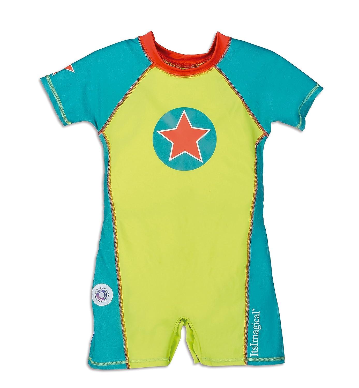 itsImagical Flosi suit marino, bañador neopreno para niños (Imaginarium 47864): Amazon.es: Juguetes y juegos