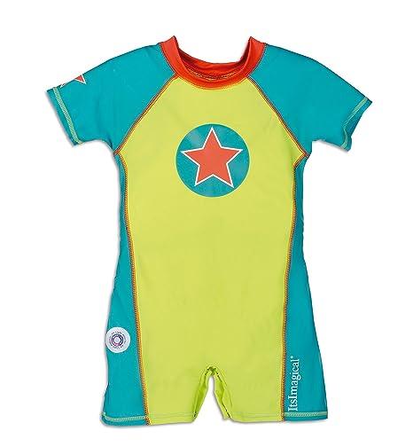 itsImagical - Flosi Suit Marino, bañador Neopreno para niños (Imaginarium 47864)