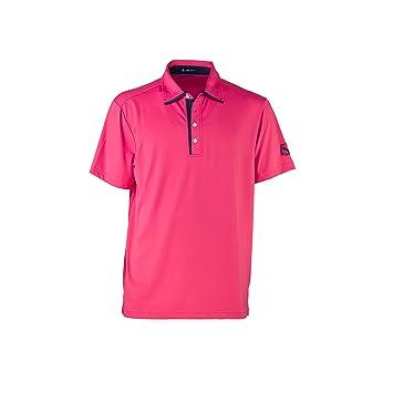 JELFY Polo Tejido técnico - Polo de Golf para Hombre - Alboino ...