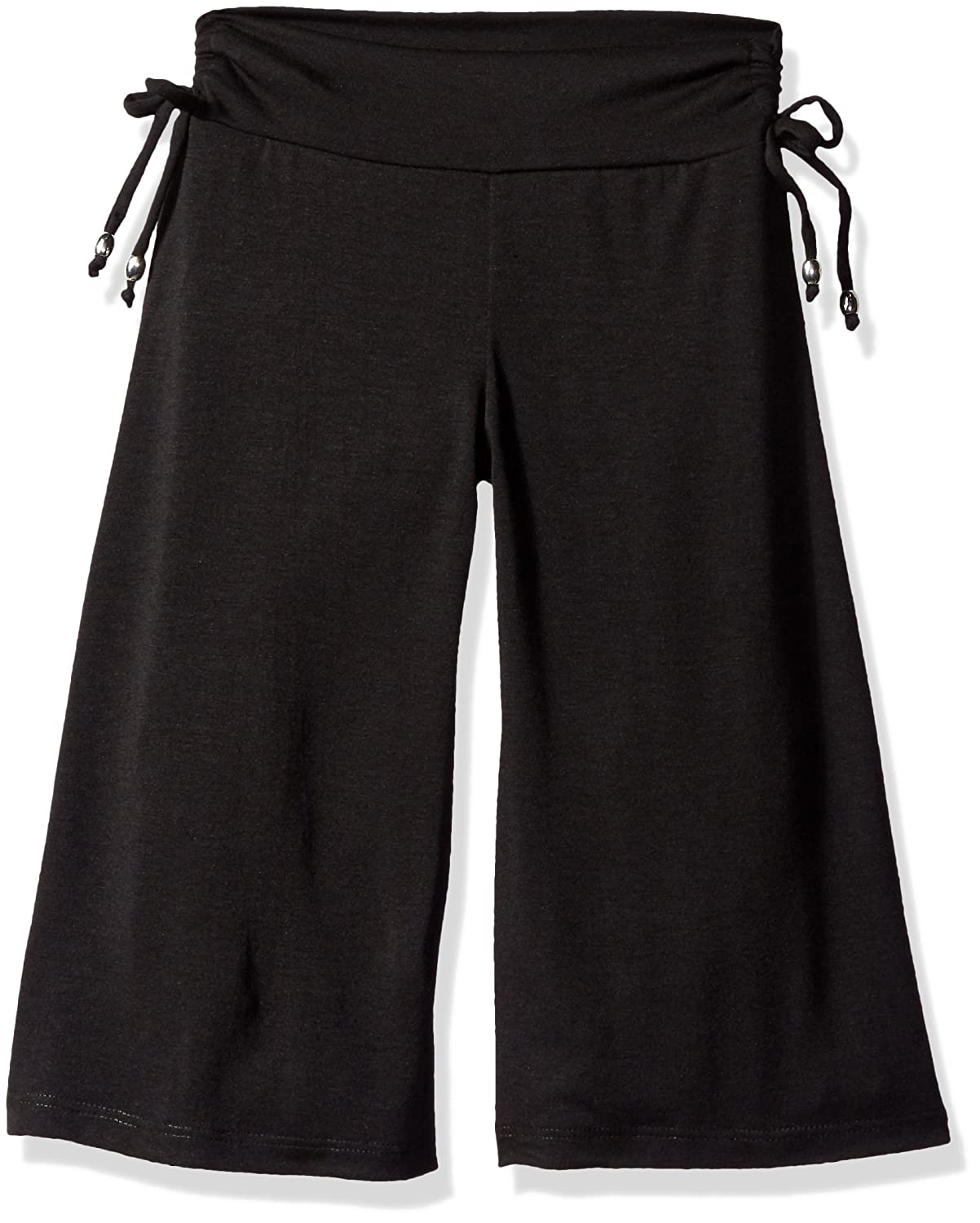 Amy Byer Girls' Soft Knit Wide Leg Gaucho Pants Byer - Youth