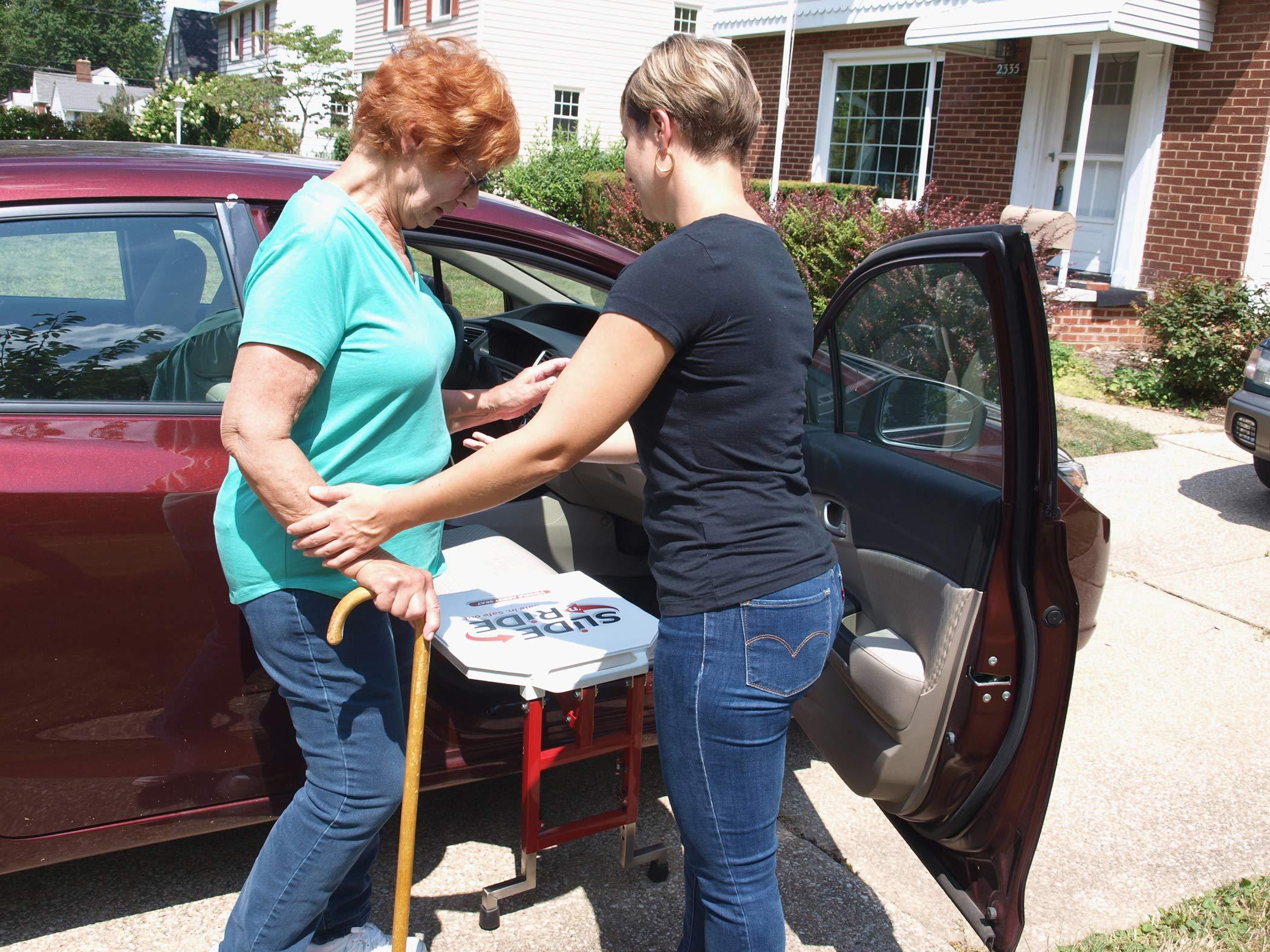 Slide 'n Ride Vehicle Transfer seat by SLIDE 'n RIDE Vehicle Assist Seat (Image #8)