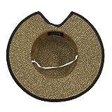LETHMIK Straw Hat Ladies Floppy Summer Beach Hats