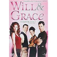 Will & Grace: TV Serie Temporada 2(Will & Grace: Series 2 Set)