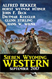 Sieben Wyoming Western September 2017