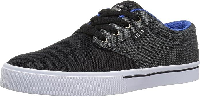 Etnies Jameson 2 Eco Sneakers Skateboardschuhe Schwarz/Dunkelgrau/Blau