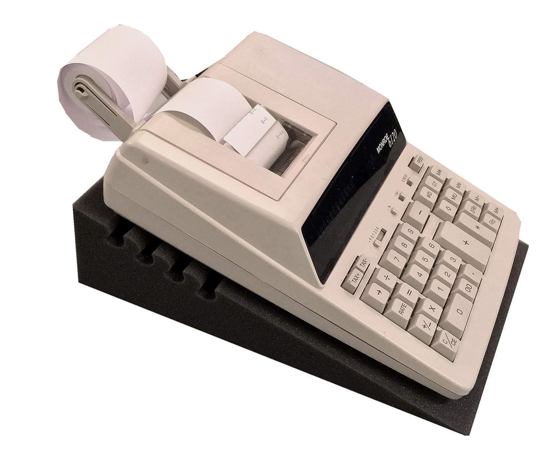 Dr Handy's Dandy Wedge Desktop Large Calculator Ergo Wedge 3x9x12 Kimalco