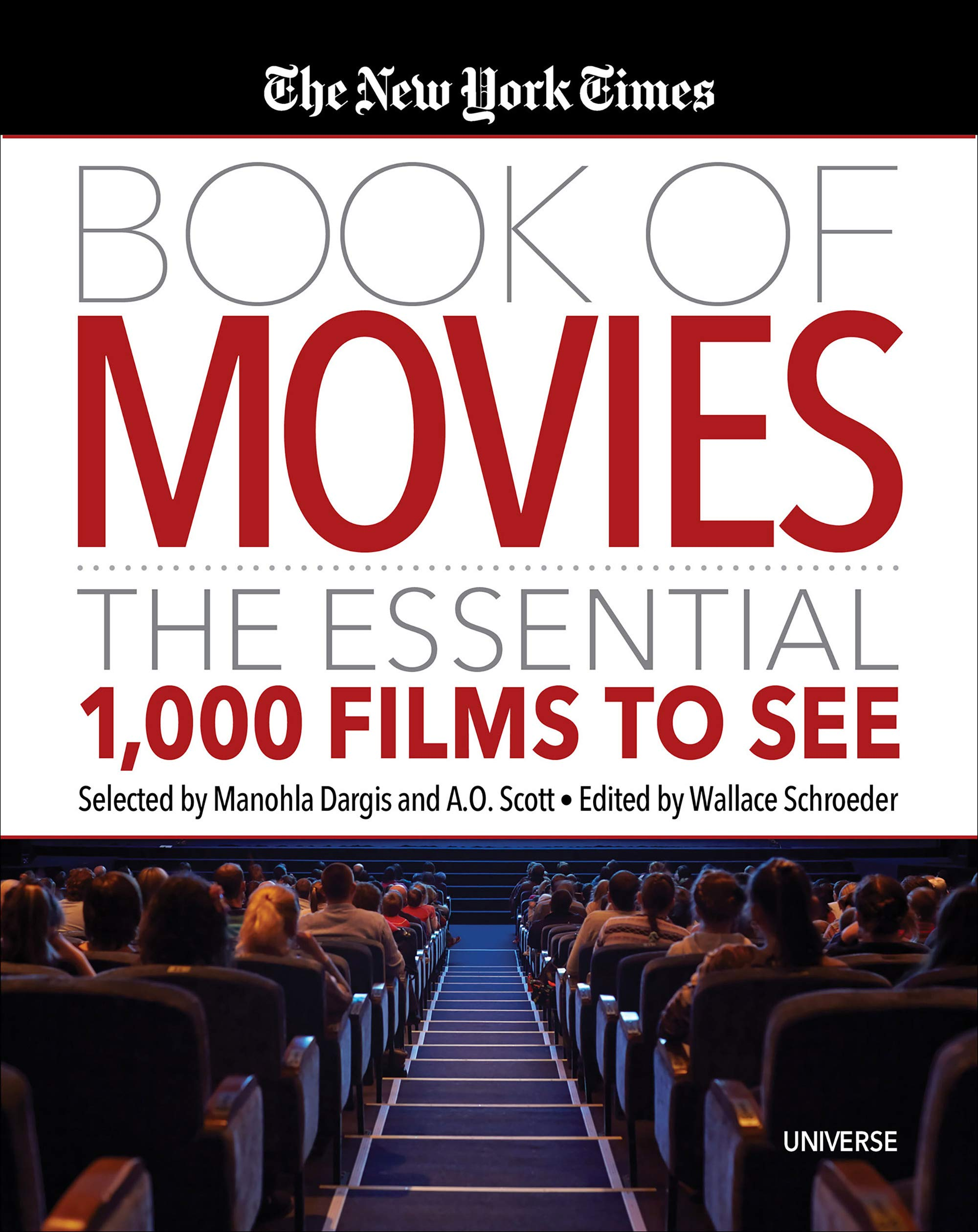 The New York Times Book of Movies: The Essential 1,000 Films to See by PENGUIN RANDOM HOUSE