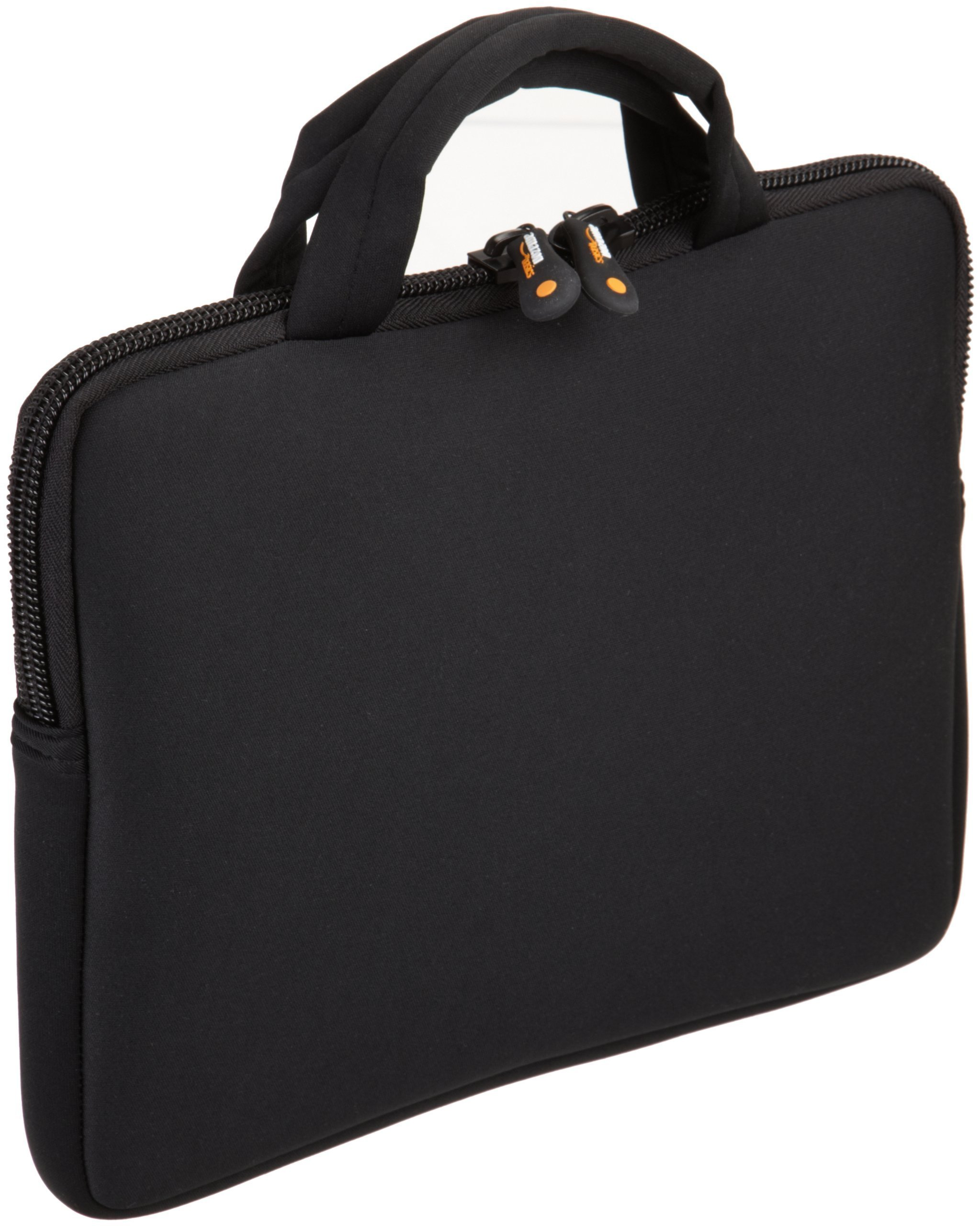 AmazonBasics iPad Air and Netbook Bag with Handle Fits 7 to 10-Inch Tablets (Black) by AmazonBasics (Image #5)