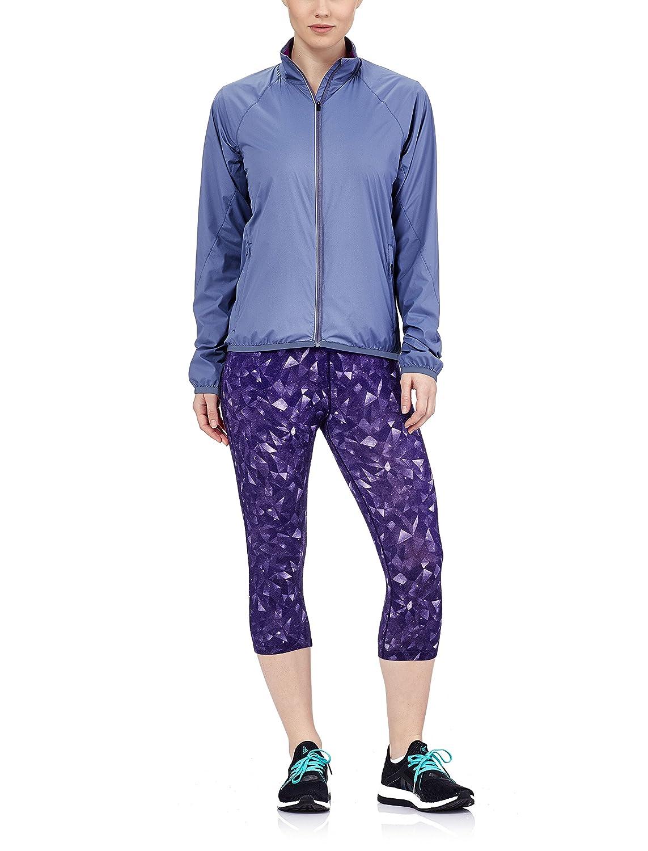 Icebreaker Merino Womens Rush Windbreaker Jacket for Trail Running /& Hiking Lightweight Merino Wool Liner Icebreaker USA 103640601XL