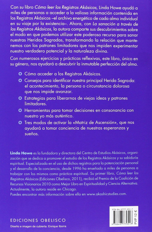 La sanacion a traves de los registros akasicos (Coleccion Nueva Consciencia) (Spanish Edition): Linda Howe: 9788497779517: Amazon.com: Books