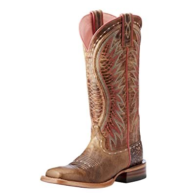 Ariat Women\u0027s Vaquera Western Cowboy Boot