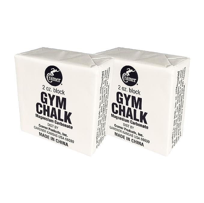 Cramer gimnasio tiza, carbonato de magnesio, color blanco ...