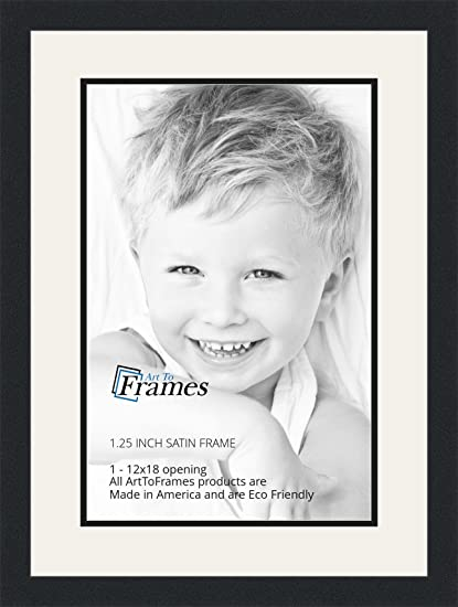 Amazon Arttoframes Collage Photo Frame Double Mat With 1