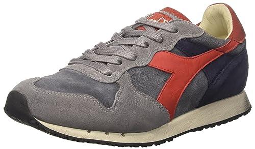 scarpe Diadora ginnastica uomo blu 42
