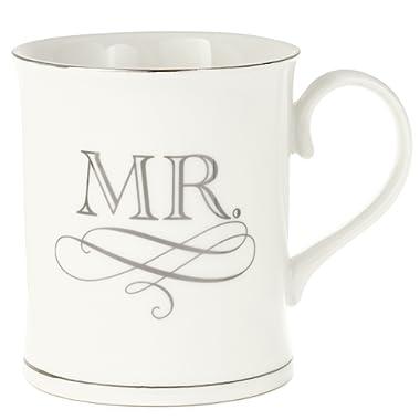 Hallmark 1AMO1001 Mr. Wedding Ceramic Mug 10 oz