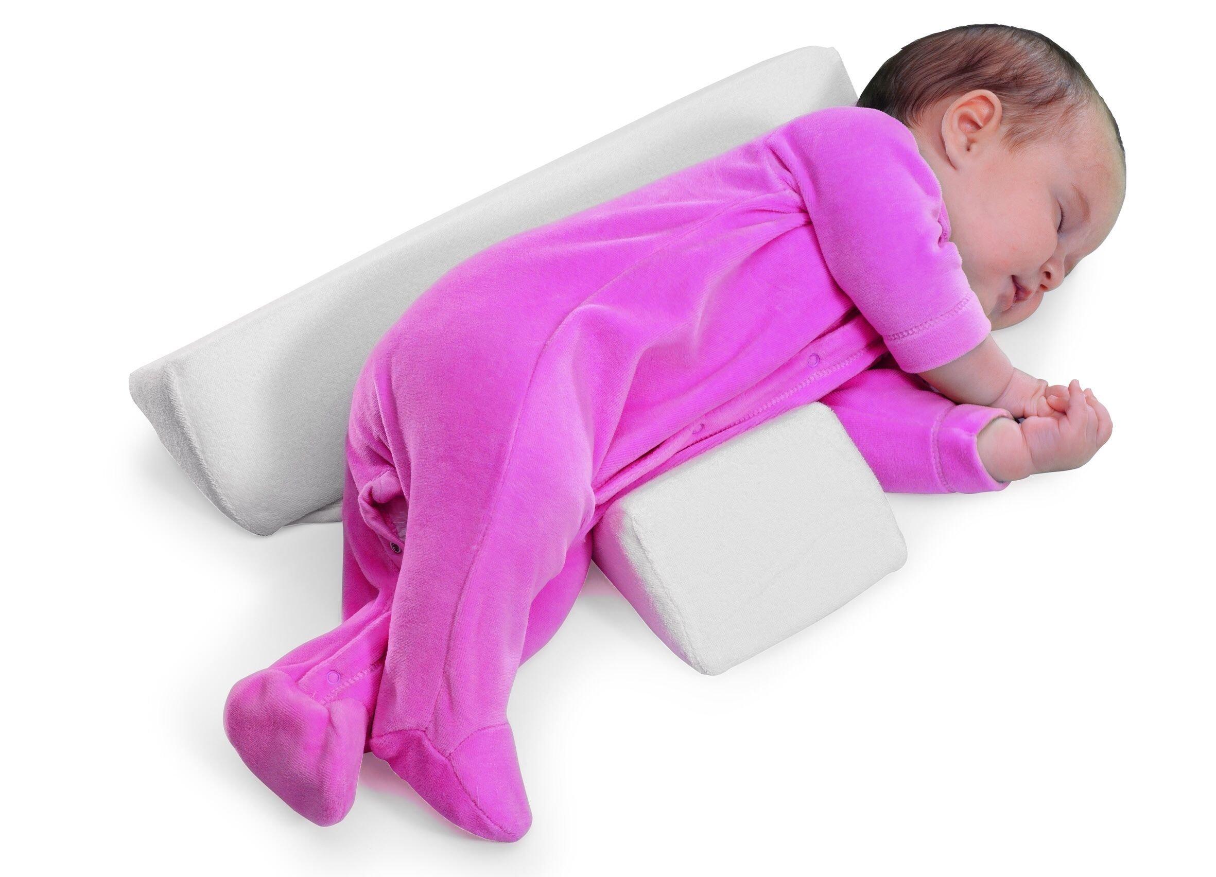 TradeWorld Newborns Infant Sleep Pillow
