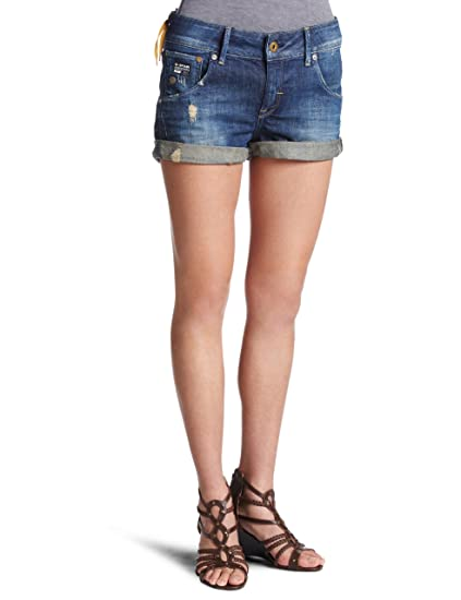wähle spätestens Luxus kaufen laest technology G-STAR Damen Jeans Shorts Hotpants (30): Amazon.de: Bekleidung