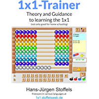 1x1 Trainer (english): Guidance How to Learn the 1x1 and Use the Free Trainer (English Edition)