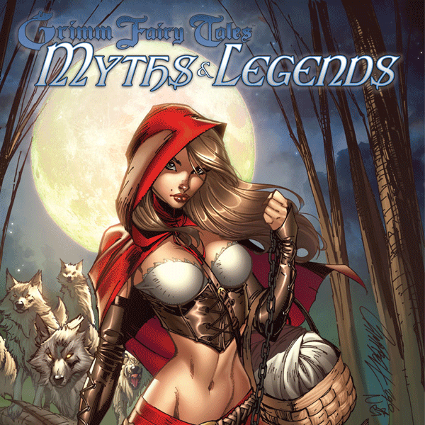 Book cover from Myths & Legends (Issues) (25 Book Series) by Raven Gregory
