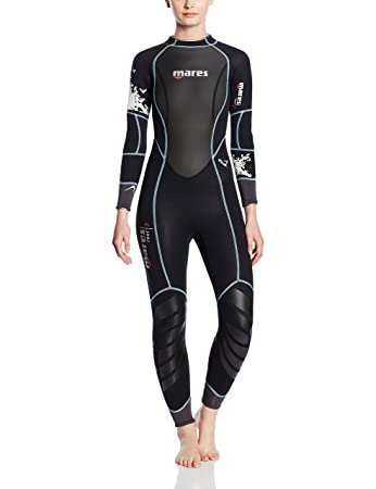 f00bb265aa Mares Women s Reef 3 Dives Wetsuit  Amazon.co.uk  Sports   Outdoors