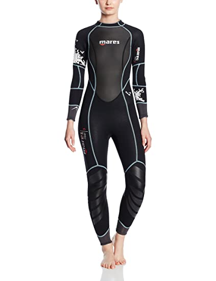 Mares Wetsuit Reef 3 She Dives - Traje de Buceo para Mujer 373162c87f1