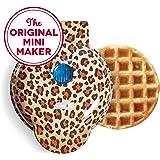 DASH DMW100LP Mini Maker-Waffle, ORANGE LEOPARD