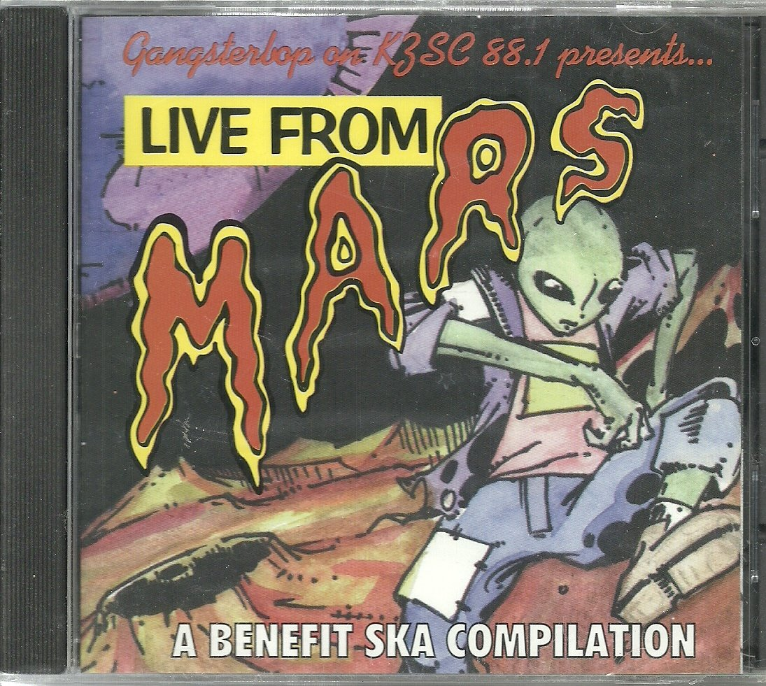 Live from Mars by Random Order Records