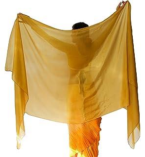 10b079430 Nahari Silks 100% Silk Chiffon, 55