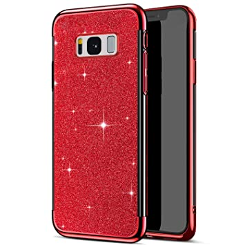 Robinsoni Funda Compatible con Samsung Galaxy S8 Plus Funda ...