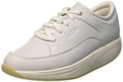 2fc61bf3f0fd MBT Mens 700795 High Trainers White Size  40