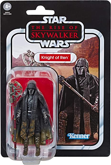 STAR WARS THE RISE OF SKYWALKER VC155 KNIGHT OF REN VINTAGE COLLECTION