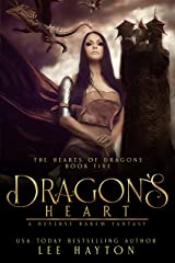 Dragon's Heart: A Reverse Harem Fantasy (The Hearts of Dragons Book 5) Kindle Edition