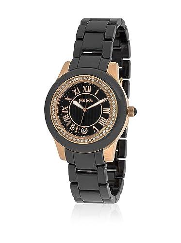 Folli Follie Reloj WF1B040BDK Negro