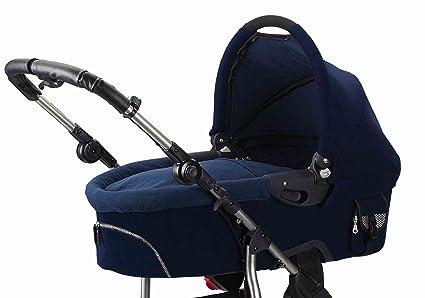 Quinny 65900300 Freestyle Jogger Dreami - Capazo para carrito, incluye colchón, manta, mosquitera