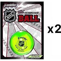 Franklin Glow In The Dark Street Hockey Ball