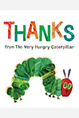 Thanks from The Very Hungry Caterpillar Hardcover